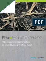 Brochure Fibrofor High Grade_A5-En
