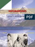 HIPOBARISMO 2013