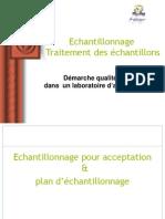 Echantillonnage Et Traitement de L_échantillon S6 2012-13 TALBI FSB UH2MC (1)