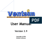Ventsim Manual
