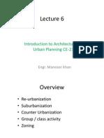 Counter Urbanization