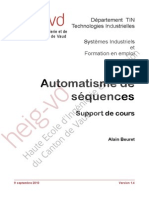 Automatisme Sequences