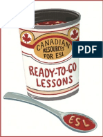 Canadian Resources for ESL Catalogue Summer 2014