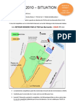 accès et plan du site