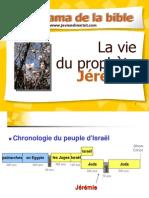 Le Prophete Jeremie