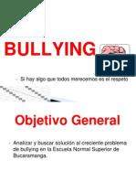 Proyecto de Bullying Diapositivas