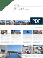 LasAnclas Ibiza Property Brochure 2014 2015