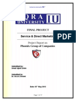 Service Market