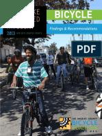 2013 LA Bike Count Report