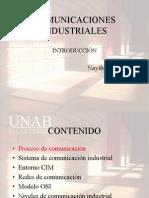 Comunicaciones Industriales Unab