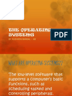 the operating systems - rusheen bansal