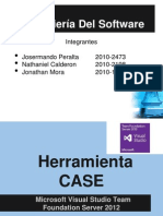 Presentacion de una Herramienta CASE -- Ingenieria del Software.pptx