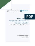 Windows 8 a Windows 8.1