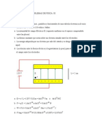 Problemas Física III