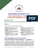Estudio Biblico Santiago 4 11