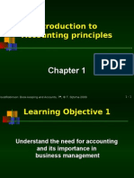 Chapter 1 Introduction to Acc. Principles