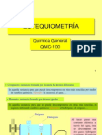 Estequiometria Qmc