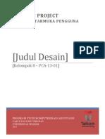 Laporan Project Uid Tiwi