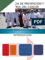 CLASE  7 ESTRATEGIA DE PREVENCION Y CONTROL DEL CANCER.pptx