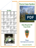 PCEProgram Pamphlet - Guided Tour