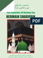 Etiquettes of Visiting Haramain Sharifain