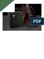 Guitarra Ampli