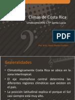 Climas de Costa Rica