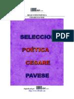 Selección Poética (Pavese)