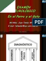 SEMIOLOGIA - Examen Neurologico - 1