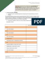 mcm assessment commentary doc