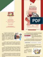 Banco de Experiencias de Conselho Escolar - Folder PDF