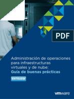 Administración de Operaciones Para Infraestructuras Virtuales y de Nube-E27C