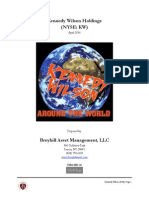 Broyhill Asset Management - Kennedy Wilson Holdings