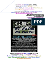 Stiinta zeilor /The Science of Gods /La Science des Dieux Wei Wu Wei Invulnerability and Holographic Operating Mode