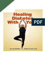 Diabetes Healing Yoga