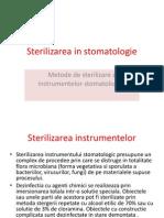 133554869 Stomatologia Terapeutica Sterilizarea