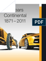 Continental Car Tyres - Continental AG Since 1871