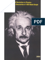 Einstein's Papers of 1905 Made Simple