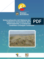 Sistematización Experiencia de Conservación con Comunidades en la cordillera Chongón Colonche