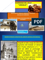 El Derecho Notarial Nicaraguense Durante La Colonia Univalle