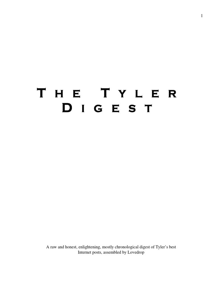 Real social dynamics lovedrop the tyler digest nonverbal real social dynamics lovedrop the tyler digest nonverbal communication mind malvernweather Gallery