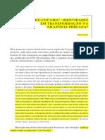 Ex-cocama - Identidades Em Transformacao - Peter Gow