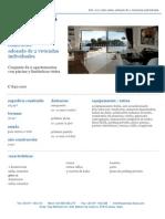 Dos Apartamentos en Venta en la Costa Oeste de Ibiza