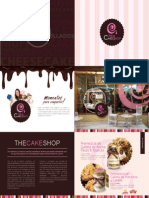 Catalogo the Cake Shop