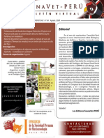 Boletin FaunaVet-PERÚ 04Agosto2008