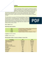 Assam General Information
