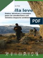 Huella Leve_para un senderismo con minimo impacto (Sendero de Chile).pdf