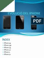 Evolució Del iPhone