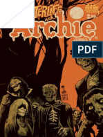Afterlife With Archie Issue 5 Exclusive Preview