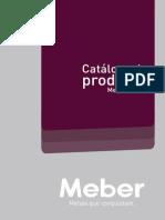 Catalogo Metais Meber
